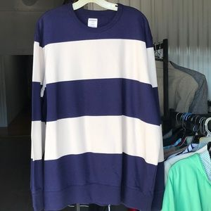 Merona Cotton sweatshirt Sz XL